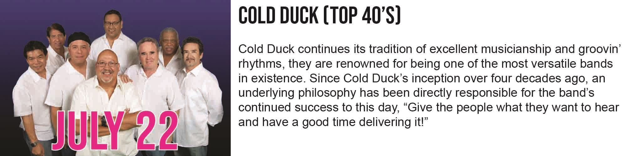 Cold Duck Graphic