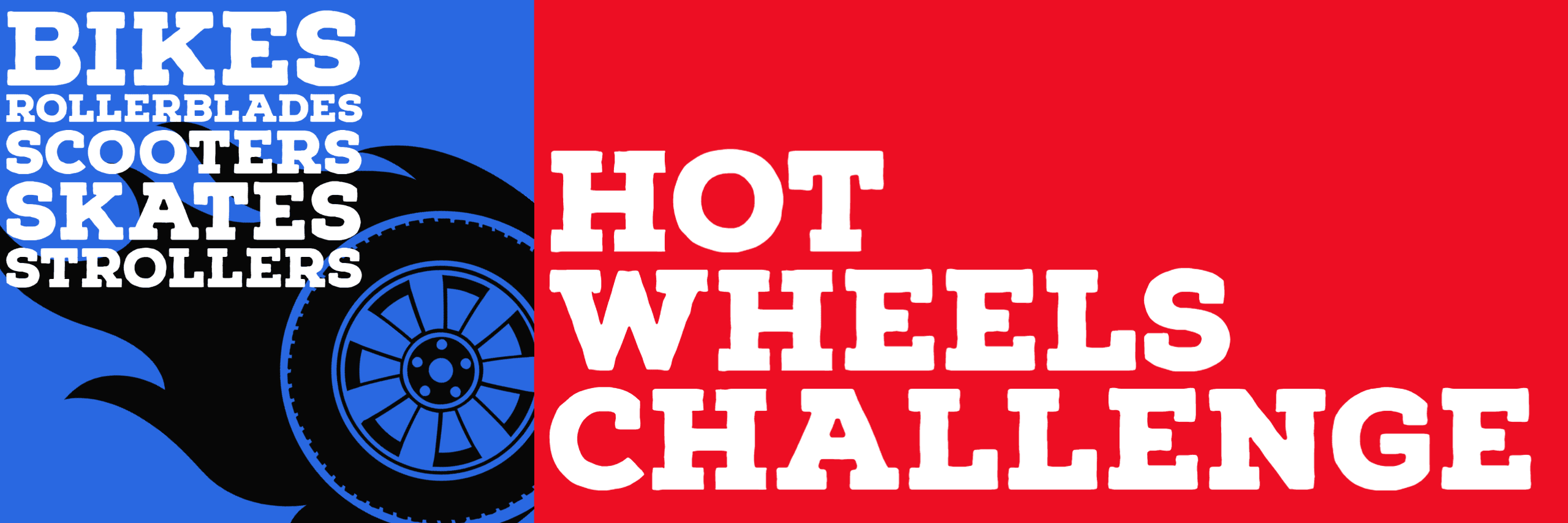 Hot Wheels Challenge Banner