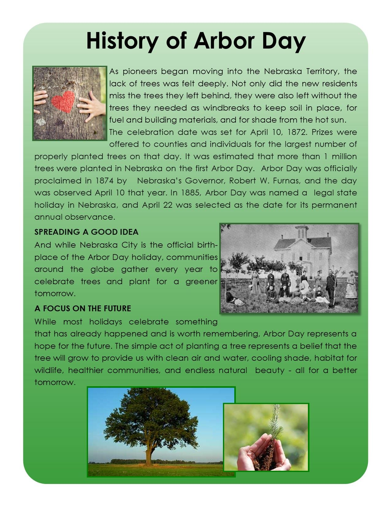 Arbor Day History-For website