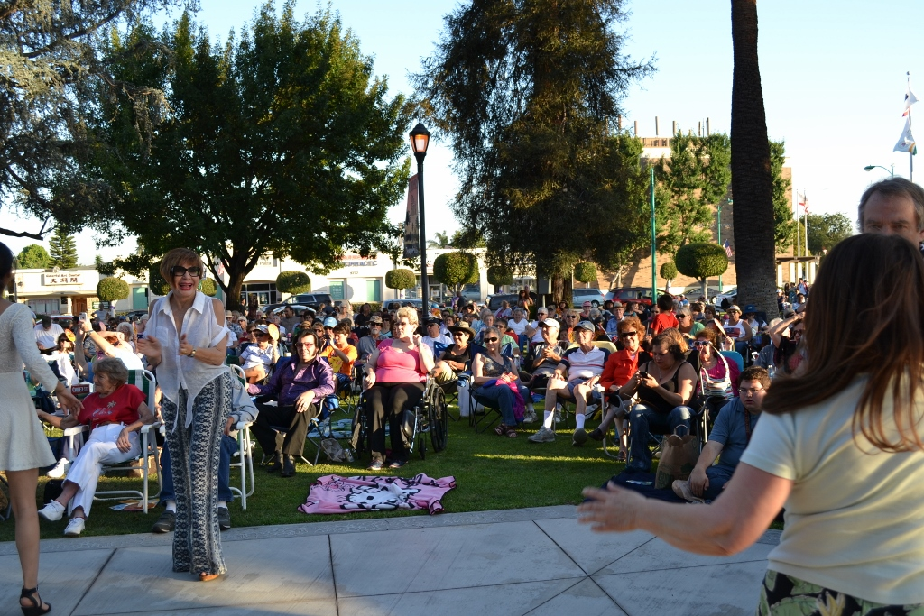 Concert in the Park - June 17