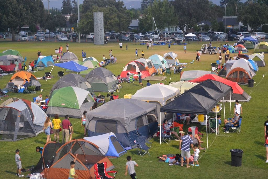 Camp-A-Palooza, July 15