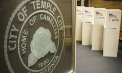 Temple City Municipal Election