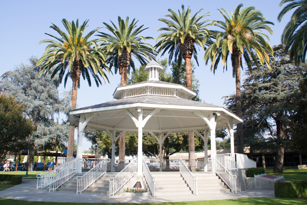 Temple City Park Pavilion